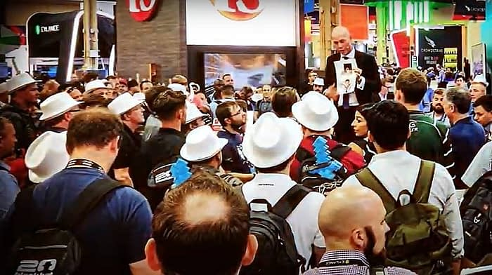 Generate Trade Show Event Booth Crowds with Engagify - Small Business Trends
