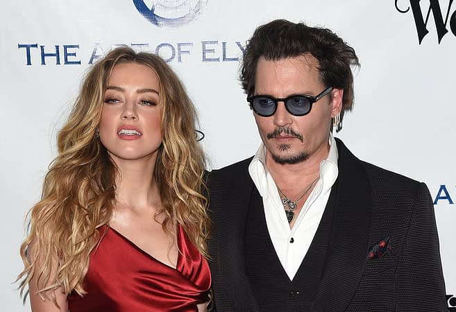 Justice For Johnny Depp Trends, Remove Amber Heard From Aquaman 2
