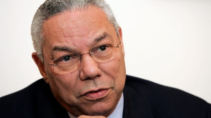 Colin Powell, former Secretary of State, dies of COVID-19 complications at 84