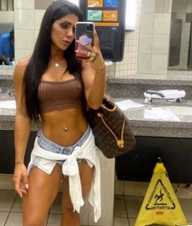 American Airlines Refused Boarding To Turkish Fitness Model Over Revealing Clothes - View from the Wing