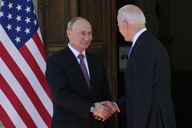 Joe Biden urges Russian President Vladimir Putin to crack down on ransomware attacks - UPI.com