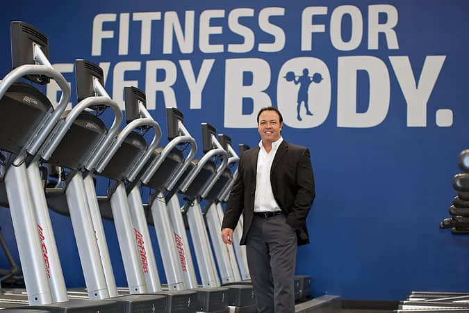 Club Fitness and the Lift Local Philosophy