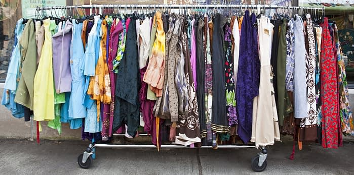 How Tik Tok is influencing local thrifting trends