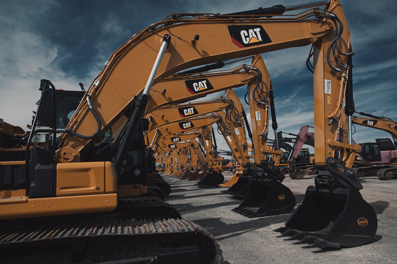 Trends In Heavy Equipment Auctions - VeriTread 2021
