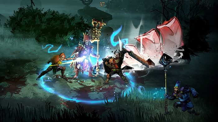 Stylish Dungeon Crawler Blightbound Is Releasing On July 27 For PS4 - PlayStation Universe