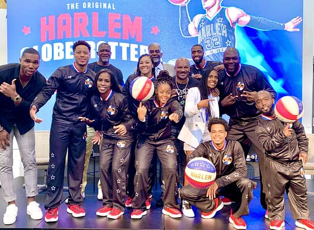 Harlem Globetrotters still setting trends 95 years later with Spread Game tour - Rolling Out