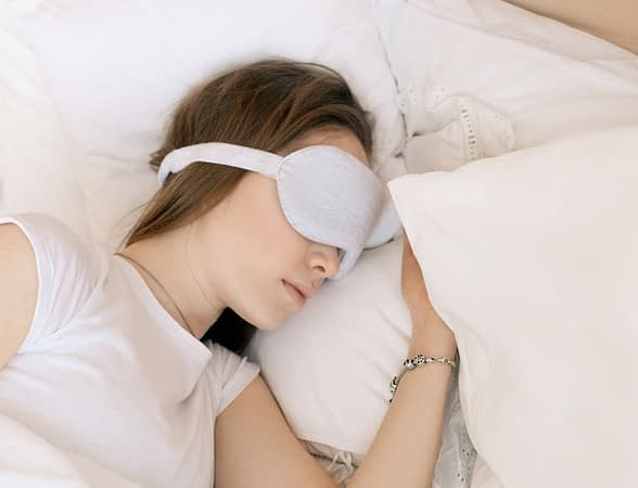 Sleep and fitness go hand-in-hand