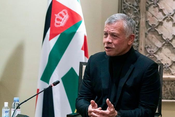 Biden to host Jordanian king as royal feud engulfs US ally