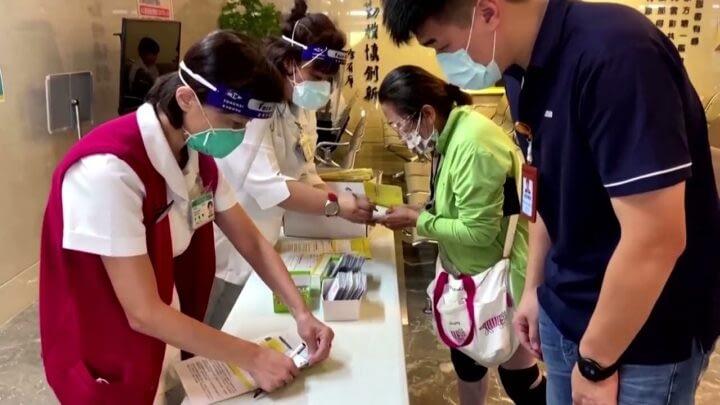 Taiwan presses the U.S. for COVID-19 vaccine help